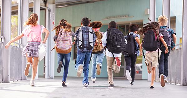 Weerstand is essentieel nu kinderen weer naar school mogen!