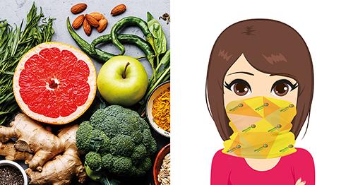 Een gezonde levensstijl draagt bij aan sterk immuunsysteem.