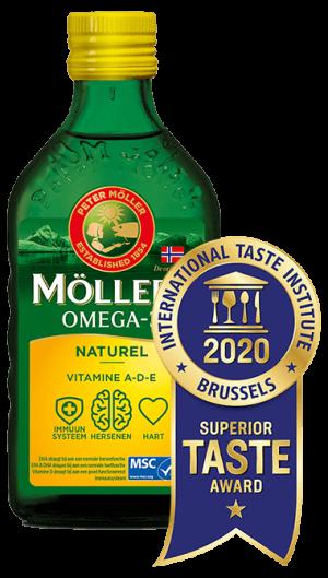 Möller's Omega-3 Naturel