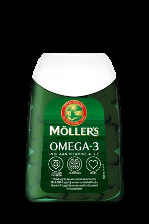 Möller's Omega-3 Capsules