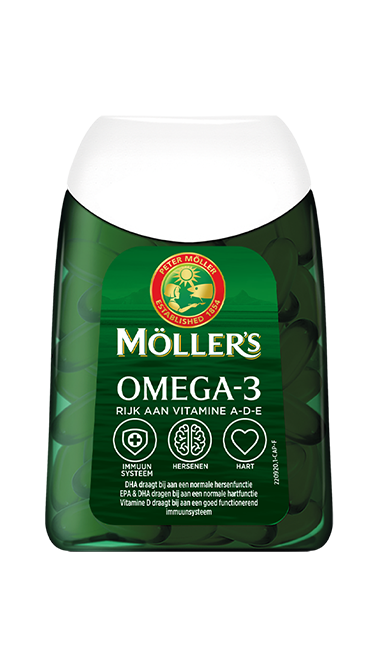 Möller's Omega-3 Capsules