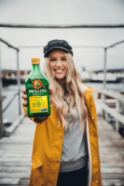 Möller's Omega-3 - De Gouden Druppel