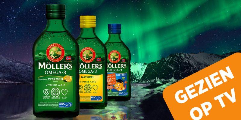Möller's Omega-3: gezien op TV! Heb jij de commercial al gezien?