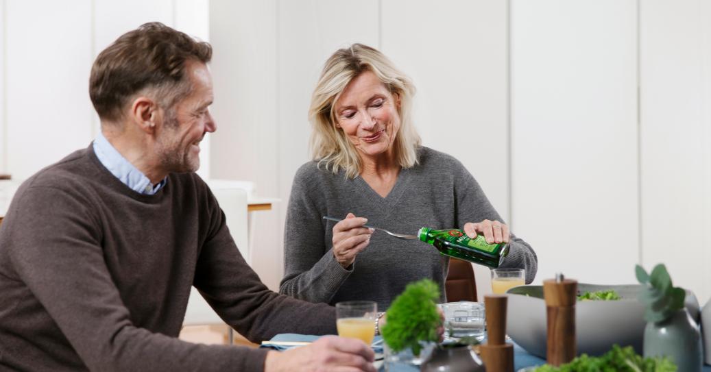 Omega-3 verhoogt levensverwachting met 5 jaar